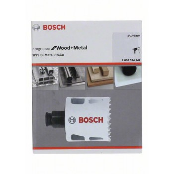 BOSCH 140 mm Progressor for Wood and Metal
