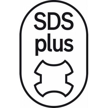 BOSCH Vrták do kladív SDS-plus-1 6,5 x 100 x 160 mm