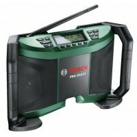 Bosch Akumulátorové rádio (bez akumulátora anabíj