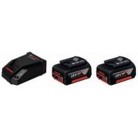 Bosch Základná súprava Základná súprava 2 x GBA 18