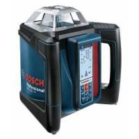 Bosch Rotačný laser GRL 500 HV + LR 50