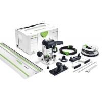Festool Horná frézka OF 1010 EBQ-Set + Box-OF-S 8/