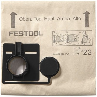 FESTOOL Filtračné vrecko FIS-CT 33/20