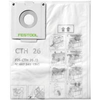 FESTOOL Bezpečnostné filtračné vrecko FIS-CTH 26/3