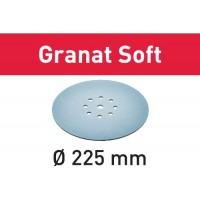 Festool Brúsny kotúč STF D225 P80 GR S/25 Granat S
