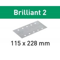 Festool Brúsny pruh STF 115x228 P400 BR2/100 Brill