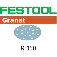 Festool Brúsne kotúče STF D150/16 P500 GR/100 Gran