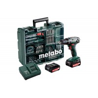 Metabo BS 14.4 Set