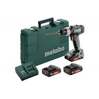 Metabo BS 18 L Set