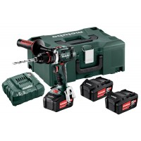 Metabo BS 18 LTX Impuls Set