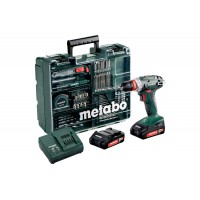 Metabo BS 18 Quick Set