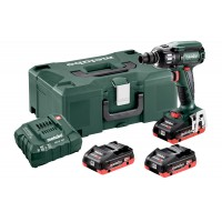 Metabo SSW 18 LTX 400 BL Set