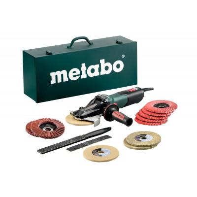METABO WEVF 10-125 Quick Inox Set