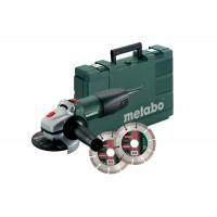Metabo WQ 1000 Set