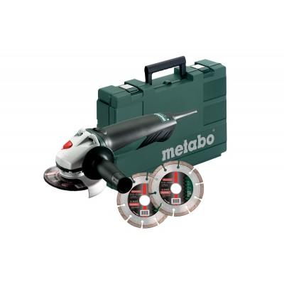 METABO WQ 1400 Set