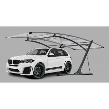G21 Prístrešok pre automobil G21 Carport black/grey 5,8 x 3,1 m