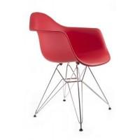 Dizajnová stolička G21 Decore Red
