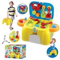 Hrací set G21 hračky na pískoviště, sedátko