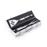 Grilovacie náradie G21 sada 3 ks, hliníkový kufr