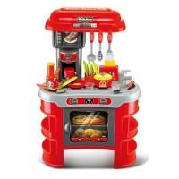 Detská kuchynka G21 Malý kuchař červená